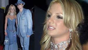 Britney Spears and Justin Timberlake's denim outfits turn ...