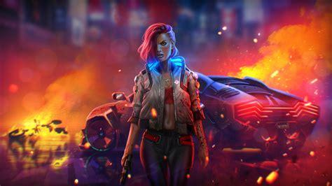 Download art by dmitry mel. Cyborg Digital Fan Art Games 4K HD Cyberpunk 2077 Wallpapers | HD Wallpapers | ID #44703