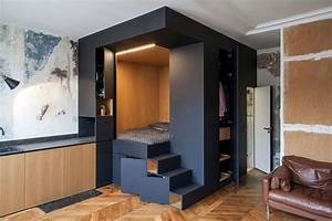 les 25 meilleures idees de la categorie idees deco chambre With attractive comment meubler un studio 10 amenager un appartement de 40 m2