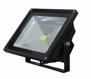 Led lighting flood light effective heat sink easy