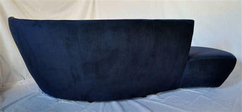 vladimir kagan bilbao sofa vladimir kagan bilbao curved sculptural sofa for weiman