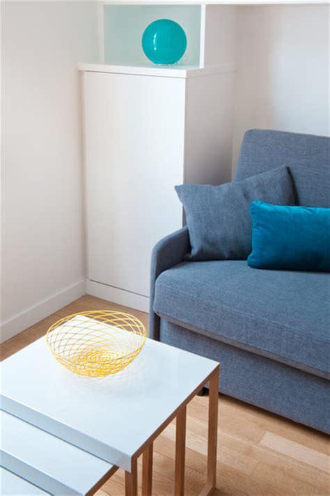 graine d intérieur canapé un petit studio plein d astuces galerie photos d 39 article