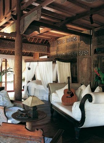 colonial indonesian style indonesianstyle homedecor