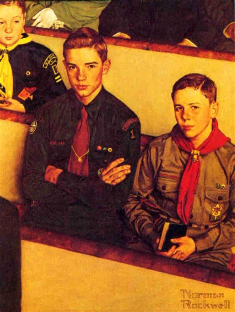 48 best Vintage Boy Scout Pictures & Images images on ...