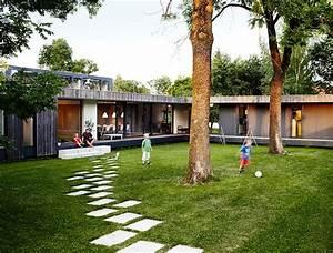 Haus Nebenkosten Berechnen : architektenh user familien bungalow mit innenhof ~ Themetempest.com Abrechnung