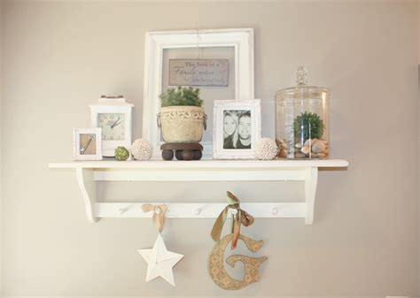 Country Girl Home  Decorating My Shelves