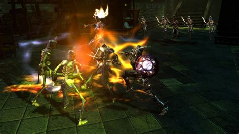donjon siege 3 dungeon siege iii screenshots geforce