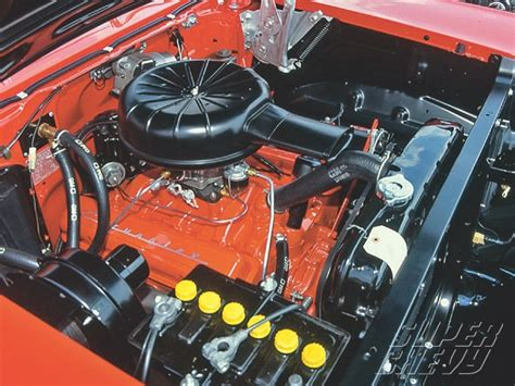 stock   engine bay picture needed page  trifive