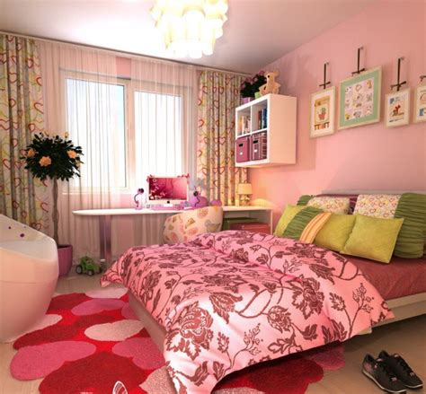 vibrant colors   bedroom home designing