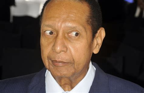 Haitian Dictator Jean Claude Duvalier Known As Baby Doc