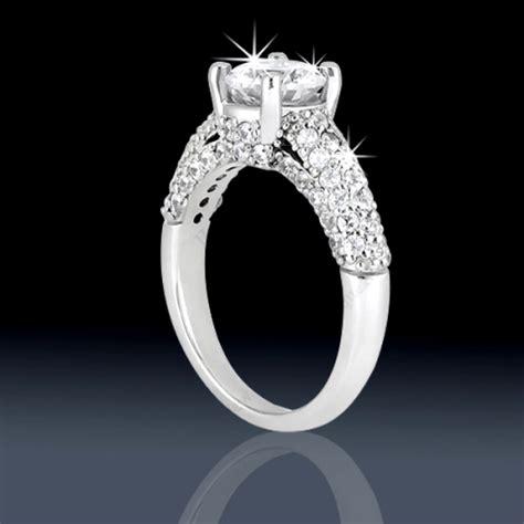 ctw stunning engagement ring aenr