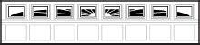 sunburst garage door inserts chi recessed panel garage door window options