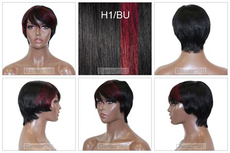 Outre 100% Premium Human Hair Duby Wig -duby Combo