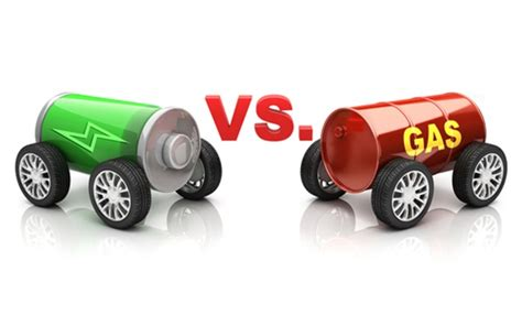 Electric And Gas Cars by Going The 12 Facts About Electric Vehicles