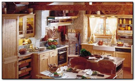 what you should about country kitchen design