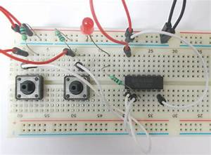 Or Gate Circuit Diagram Using Ic 74ls32