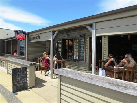 The Porch Bar by The Porch Kitchen Bar Waihi Restaurant Reviews