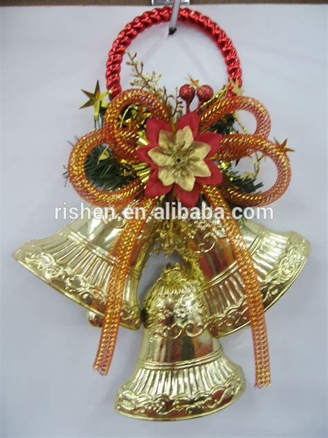 plastic bell hanging outdoor large christmas bells buy plastic bells hanging outdoor christmas