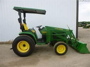 2003 John Deere 4410 - Compact Utility Tractors
