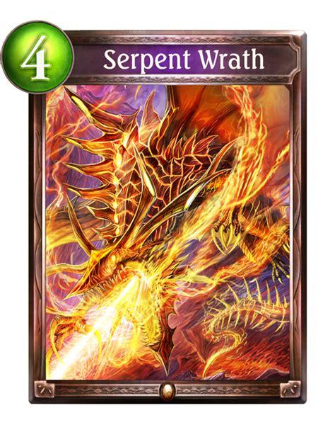 Serpent Wrath Shadowverse Wiki Fandom