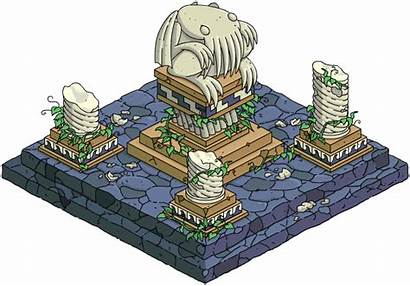 Ancient Ruins Tapped Decorations Category Kb Simpsons