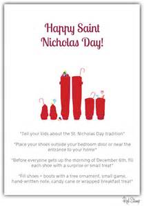 A Special St. Nicholas Day