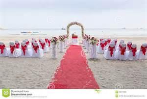 mariage sur la plage lieu de rendez vous de mariage sur la plage photo stock image 48017050