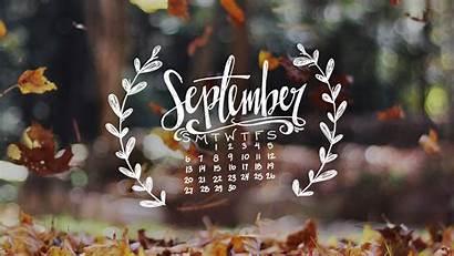 Desktop Autumn Fall Backgrounds Welcome September Computer