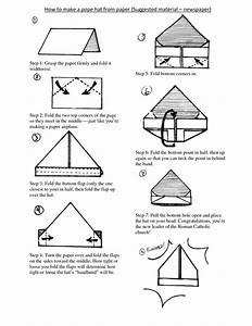 Diy Sailor Hat Paper - DIY Projects