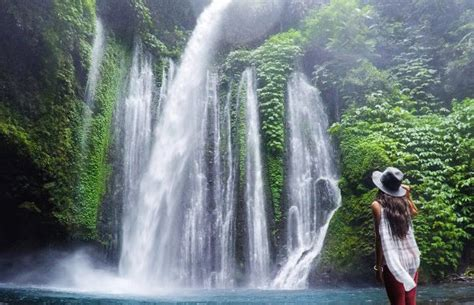 Sendang Gile And Tiu Kelep Waterfall Tour Lombok Vizitrip