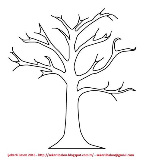 Neem Tree Free Colouring Pages