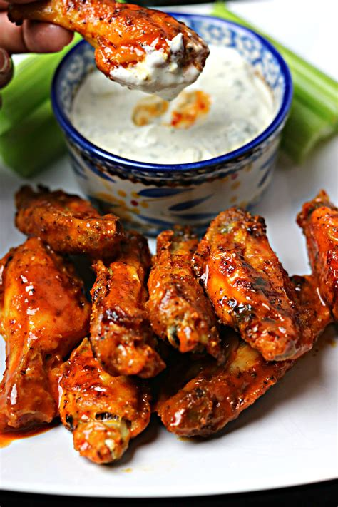 air chicken wings fryer keto buffalo recipe recipes wing fried chips carb low easy dressing cheese