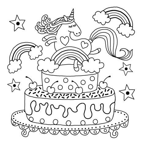 coloring pages unicorn downloadable unicorn colouring page michael o mara books