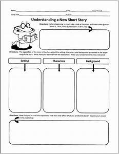 These Free Graphic Organizers Include Character Webs