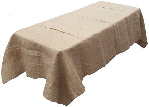 wedding table cloth runners burlap tablecloth rectangular burlapfabric com burlap