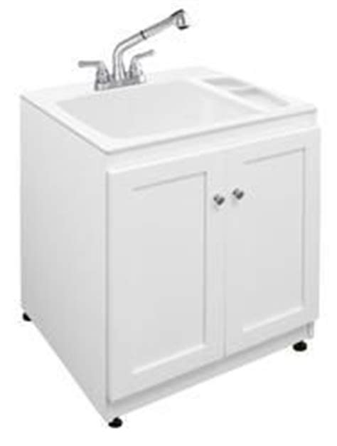 menards utility sink with cabinet kit laundry sink