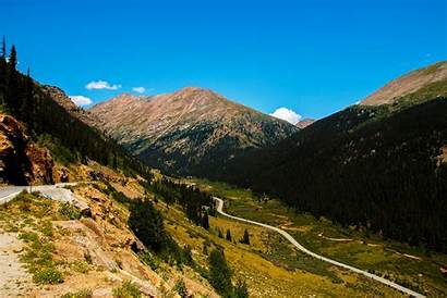 Colorado Highest Roads Pass Paved Independence Road