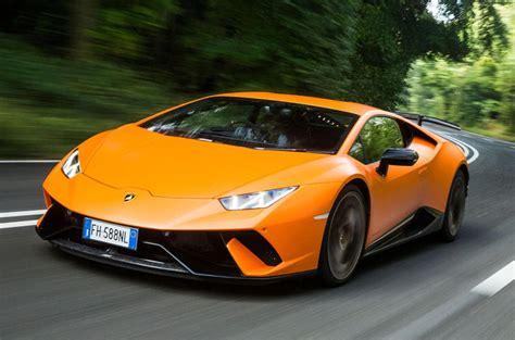 Lamborghini Huracán Performante Performance Autocar