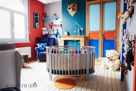 d馗oration chambre vintage décoration chambre bébé fille vintage