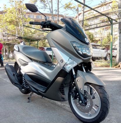 Nmax 2018 Non Abs Philippines by Yamaha Brings Commuter Nmax To Philippines Abs Cbn