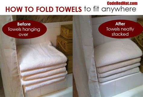 how to fold towels how to fold towels to fit any shelf fold towels towels and spaces