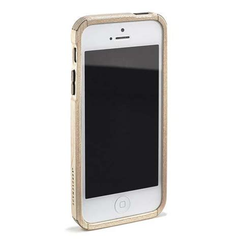 iphone 5s bumper grovemade wooden bumper iphone 5s gadgetsin