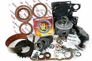 4l60e Transmission Level 3 High Performance Master Rebuild Kit 1997