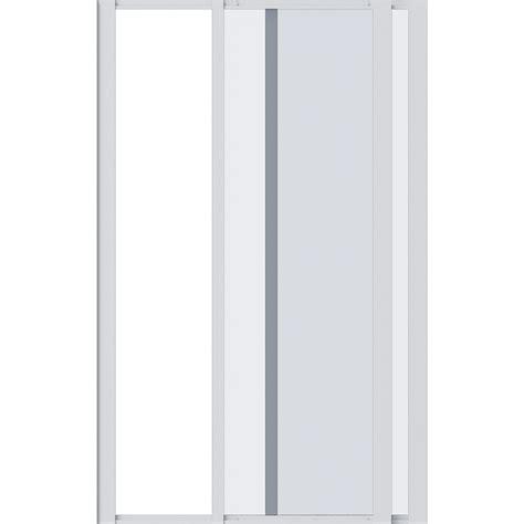 largeur porte chambre porte coulissante grande largeur cloison et porte