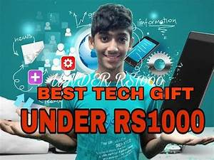Best Christmas Tech Gift Under Rs1000