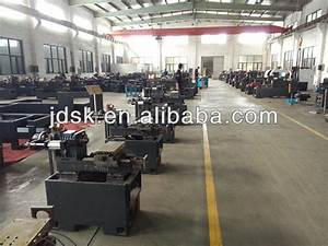 Chinese Metal Lathe 4 Station Turret New Cnc Machine For