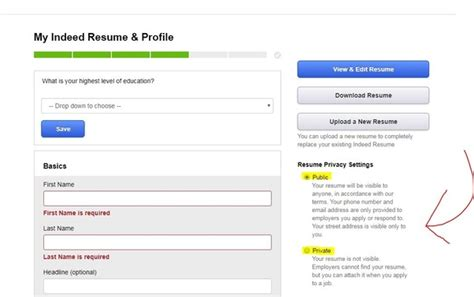 Upload Resume Indeed by Should I Upload My Resume To Indeed Will All My Contact