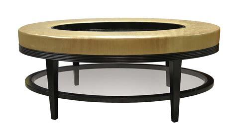 oval ottoman coffee table plush home carlisle oval coffee table ottoman