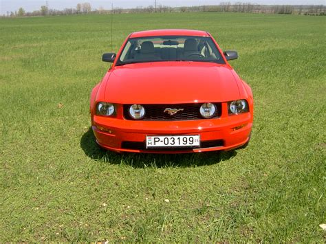 2005 Ford Mustang Coupe by Ford Mustang 2005 Gt Coupe Kes Mustang