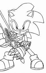 Sonic Hedgehog Coloring Sword Boys Bestcoloringpagesforkids Lovers Printable Running Kidsplaycolor Hyper Via Popular Template sketch template